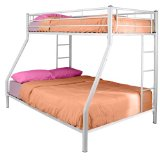 Walker Edison Twin over Full Bunk Bed